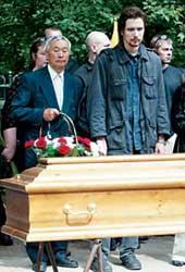 Похороны Марианны