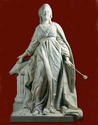 Ф.И. Шубин. Екатерина II — законодательница. 1789-1790