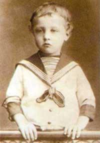 Александр Блок свое детство провел в семье деда