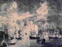 Наваринское сражение 1827 г.