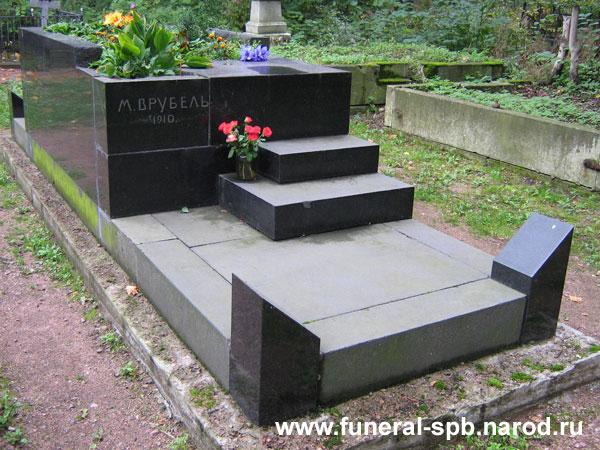 могила Врубеля М.А.