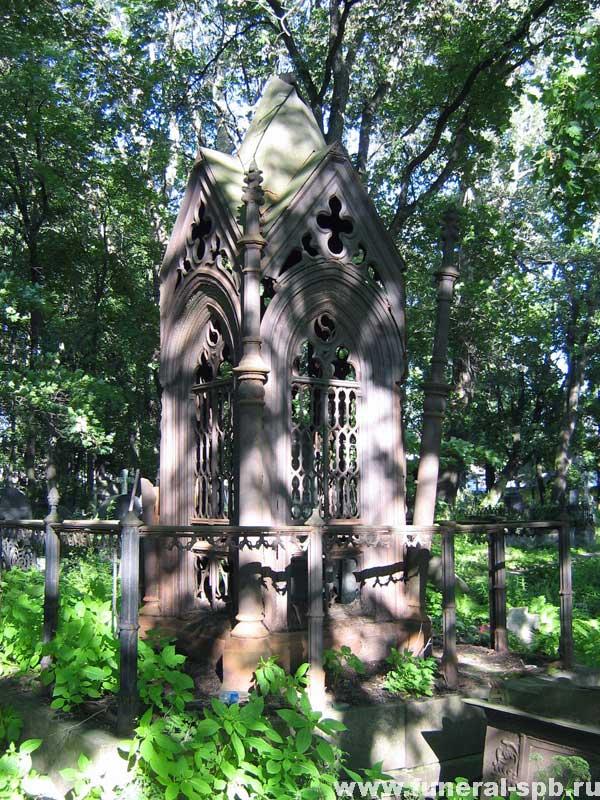 могила Ч.Берда